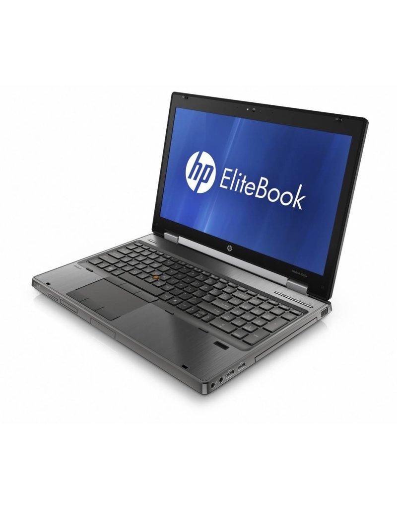 HP 8570W I7-3720QM/ 4GB/ 500GB/ DVDRW/ W10/ FHD