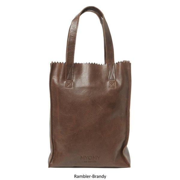 Myomy Long Handle Shopper My Paper Bag