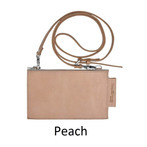 Pimps & Pearls Tasss 14 Travel Pouch