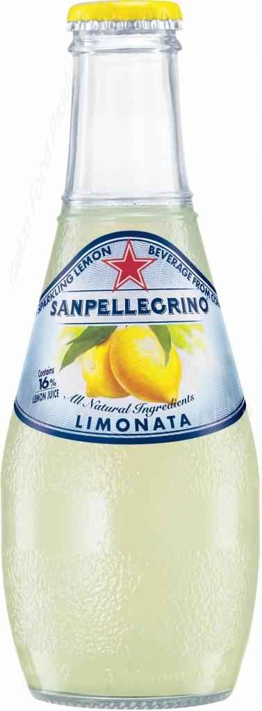 San Pellegrino Limonata 6 x 0,2 L - Deli Discount
