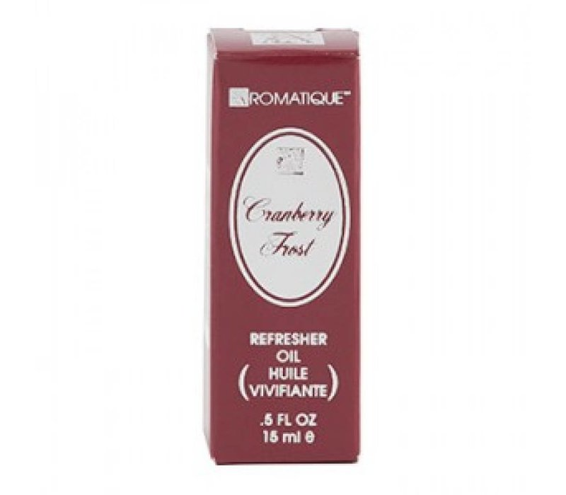 Cranberry Frost Refresher Oil