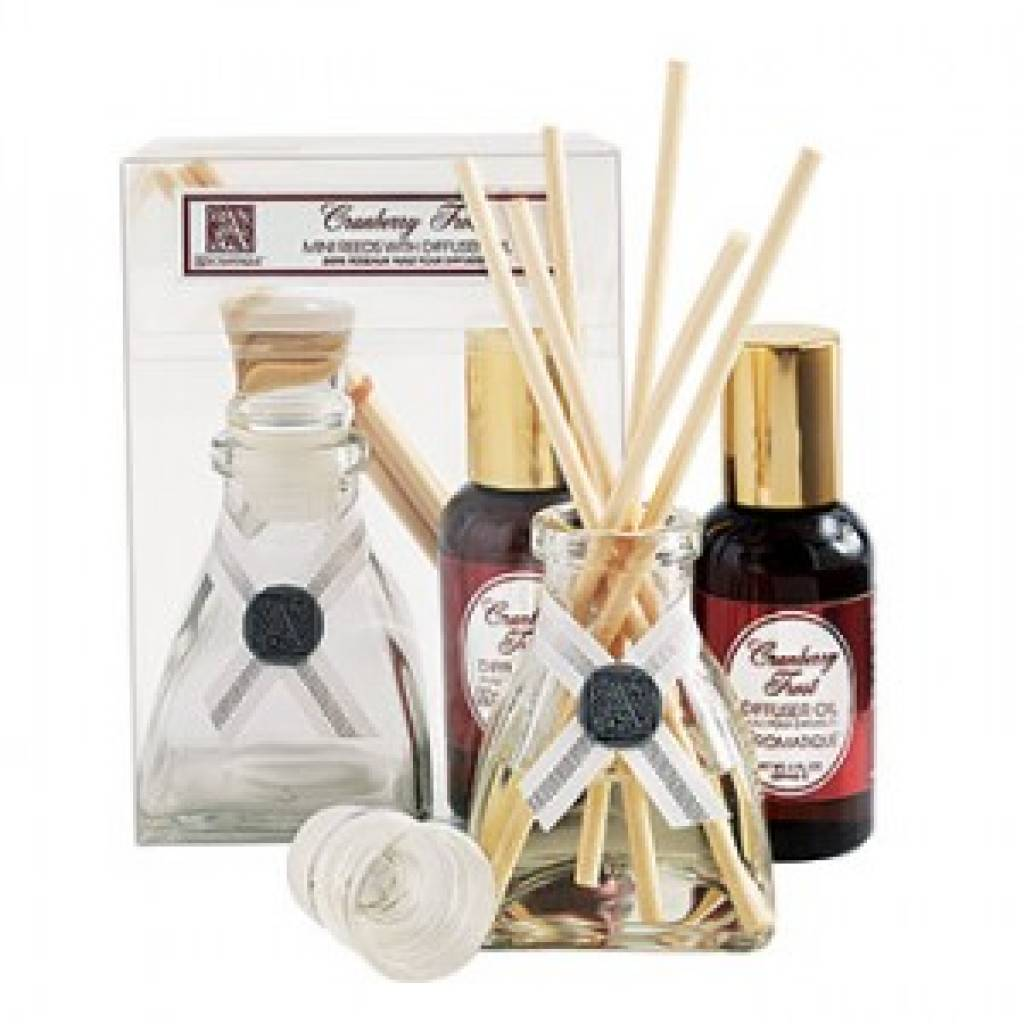 #9C2F31 Cranberry Frost Mini Reed Diffuser Set Aromatique Most Effective 1175 Aromatherapy Diffuser Set pictures with 1024x1024 px on helpvideos.info - Air Conditioners, Air Coolers and more