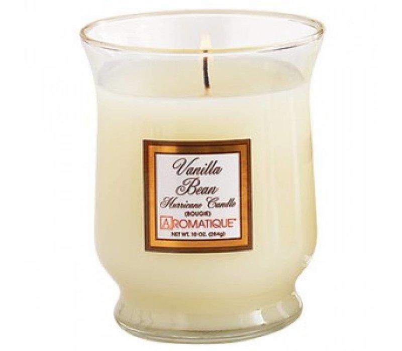 Vanilla Bean Hurricane Candle, small