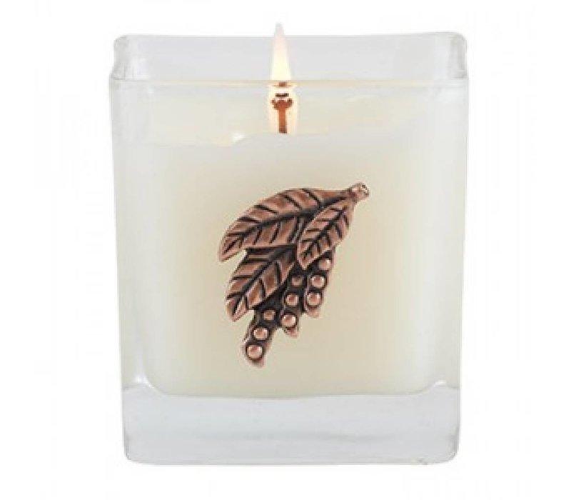 Vanilla Bean Cube Candle, small