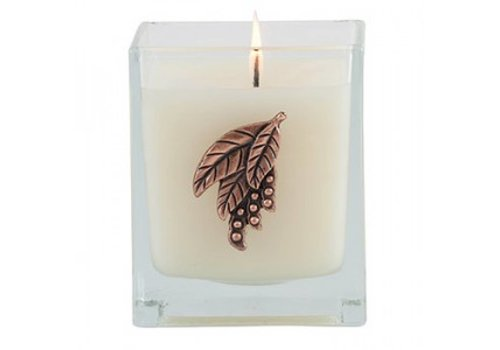 Vanilla Bean Cube Candle, large