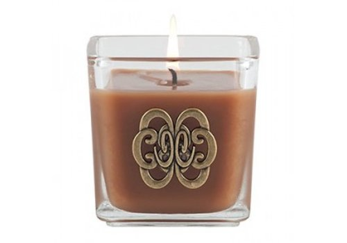 Cinnamon Cider® Cube Candle, medium