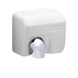 P + L Automatische handendroger Wit