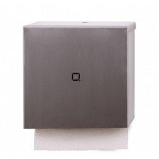 Qbicline Handdoekdispenser RVS