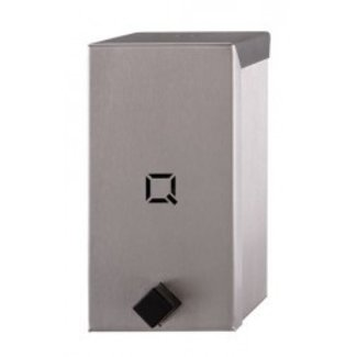 Qbicline Toiletseatcleaner 400ml RVS