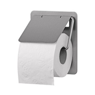Santral Toiletroldispenser 1 rols traditioneel RVS