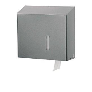 Santral Toiletroldispenser 1 rol Jumbo RVS