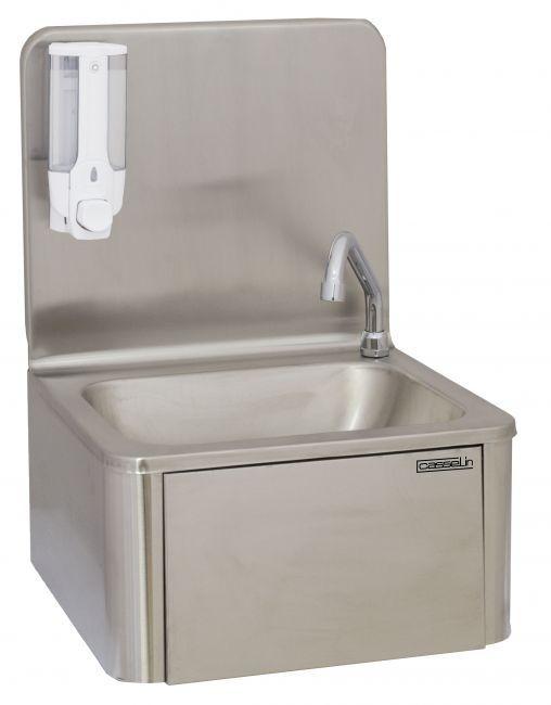 RVS Wasbak  HYSCONShop alles voor toilet en urinoir # Wasbak Handdoek_055134