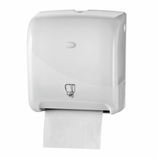 Euro Products Pearl White Handdoekautomaat Tear & Go Euro Motion