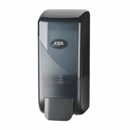 Euro Products Pearl Black Foam Zeep Dispenser Bag-in-box