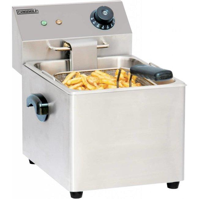 Casselin Elektrische friteuse 8 liter