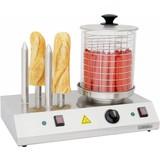 Casselin Hot-Dog machine 4 pinnen