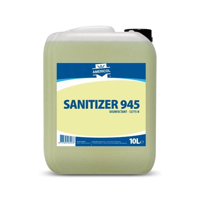 Americol Sanitizer 945 can 10 ltr