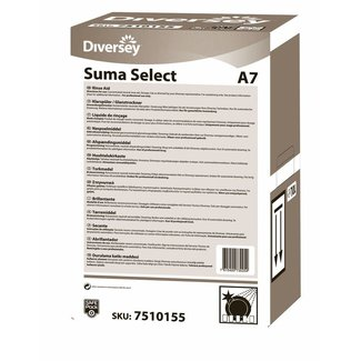 Diversey Suma Select A7 - SafePack 10 ltr