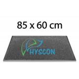 HYSCON Logo Schoonloopmat 85 x 60 cm