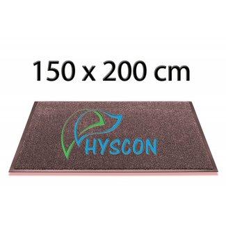 HYSCON Droogloopmat 150 x 200 cm
