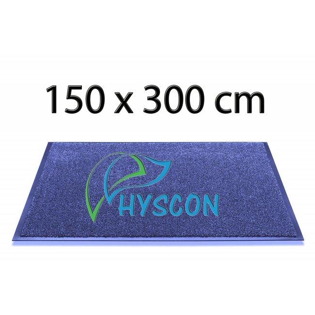 schoonloopmat 150 x 300 cm hysconshop alles voor toilet en urinoir. Black Bedroom Furniture Sets. Home Design Ideas