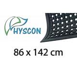 HYSCON Schrapende Binnenmat 86 x 142 cm