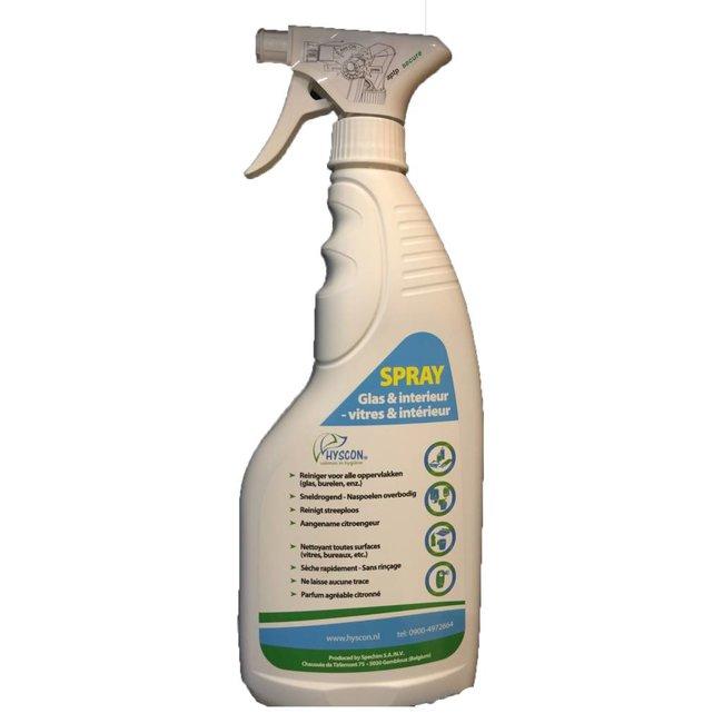 HYSCON Spray Glas & Interieur