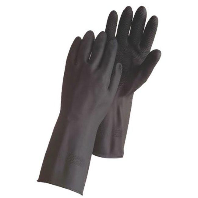Marigold Industrial Black Heavyweight Handschoenen - Maat S