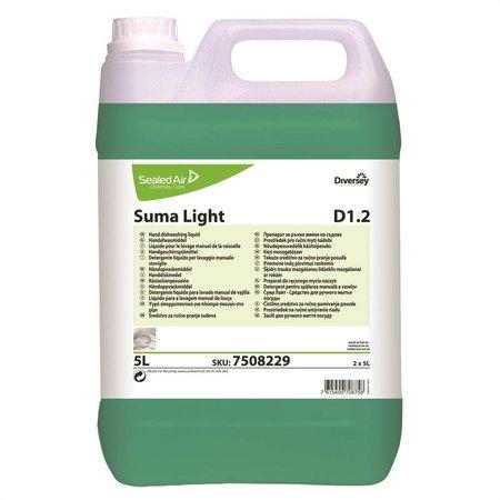 Diversey Suma Light D1.2 Can - 2 x 5 ltr