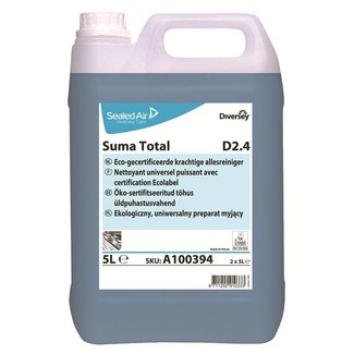 Diversey Suma Total D2.4 Pur-Eco Can - 2 x 5 ltr