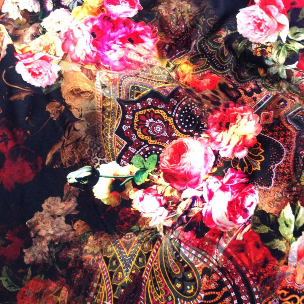 Loved by Blanche Fiore Sciarpa - Multi