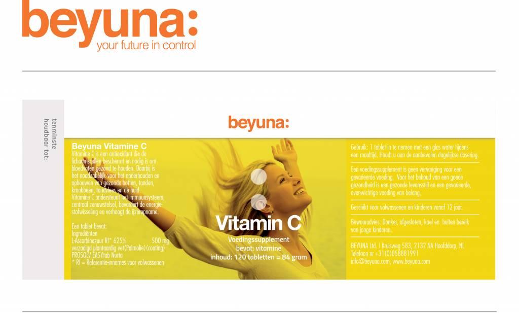 Beyuna La vitamine C
