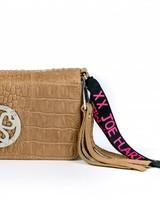 Joe Hart Bags Sugar Daddy Wallet/Bag, Croco
