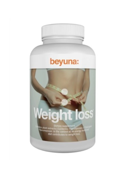 Beyuna Weight loss