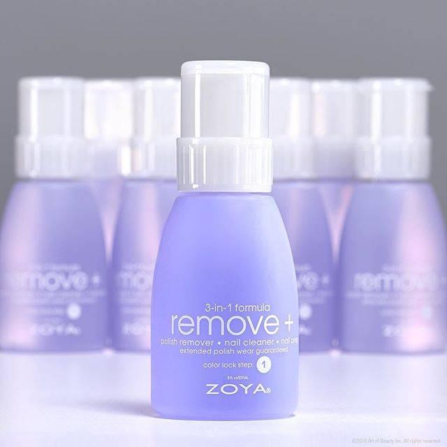 Zoya Polish Remover