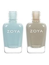 Zoya Lago y brumoso