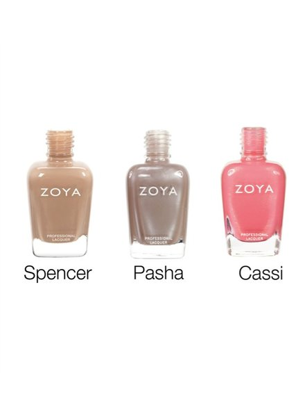 Zoya Spencer - Pascha - Cassi