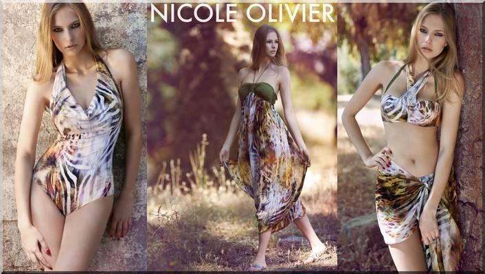 Nicole Olivier Badmode