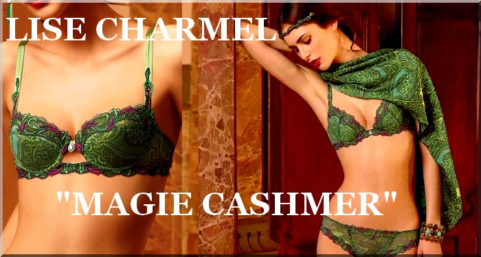 """Lise Charmel """"Magie Cashmer"""""""