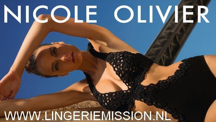 Nicole Olivier | Badmode 2017 | Lingeriemission.nl