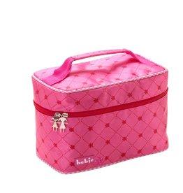 HebjeHebje Hebje Bags - Beautycase 25*17*15 Pink