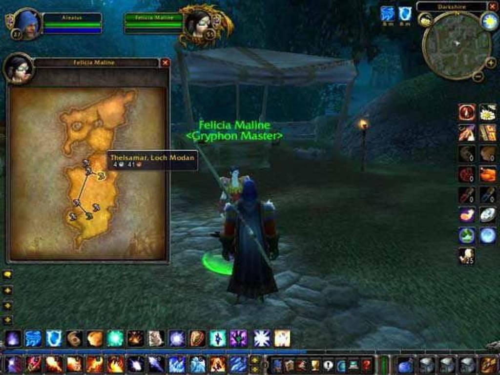 Обновление World of Warcraft с версии 3.3.0 до версии 3.3.0а Скачать