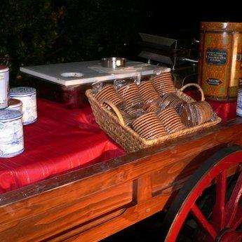 Stroopwafelkraam.COM Oud Hollandse stroopwafelkar huren voor beurs of evenement