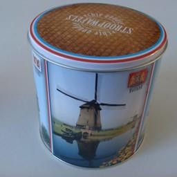 """Stroopwafelblik """"Typisch Hollands"""""""