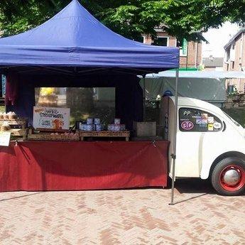 Stroopwafelkraam.COM StroopwafelKever - Foodtruck huren voor beurs of evenement