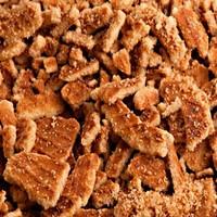 Stroopwafel kruimels - koekkruimels