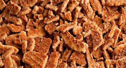 Stroopwafelkruimels - Koekkruimels