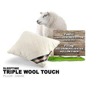 Triple Wool Touch Kussen