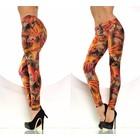 Fashion Legging met Fantasieprint