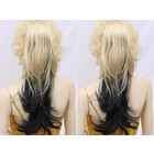 Blond / Zwart Haarstuk PR132-26